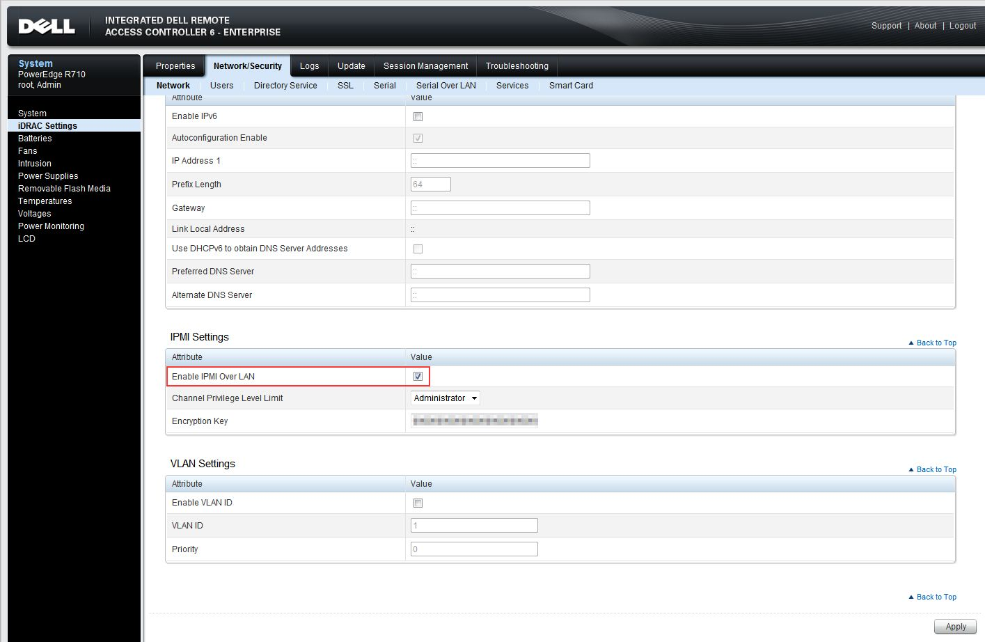 Configure Dell DRAC For OOB In System Center Virtual Machine Manager