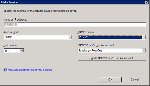 EqualLogic SCOM 9