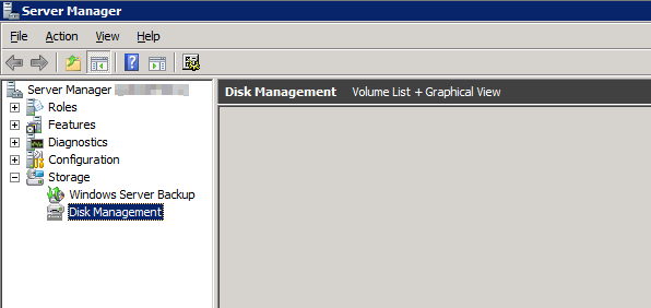 System Center Data Protection Manager 2012 – The device is not