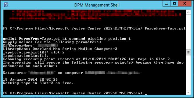 DPM Tape Free