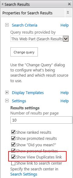 SearchDuplicates2