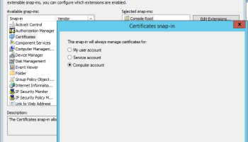 Generate code signing certificates using an enterprise certificate sharepoint 2013 certificate error causes performance issues yelopaper Image collections
