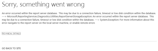 SharePoint SSRS3